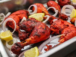 T-1 CHICKEN TANDOORI