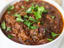 L-9 LAMB OR GOAT VINDALOO