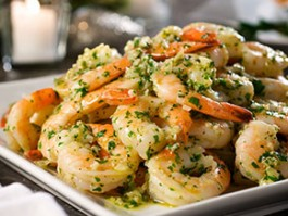 A-11 GARLIC SHRIMP